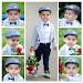 Photo Collage Grid Maker Icon