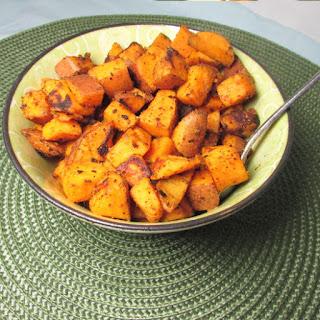 Curry Sweet Potatoes