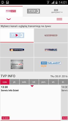 TVP Stream screenshot 2