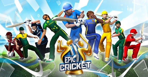 Epic Cricket - Big League Game v1.4