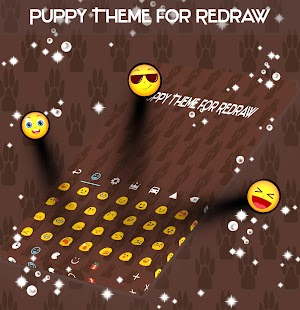 Puppy Theme for Redraw - náhled