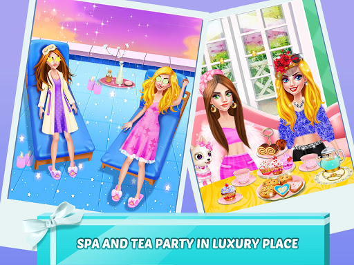 Mall Girl: Rich Girls Shopping u2764 Dress up Games 1.0 screenshots 4