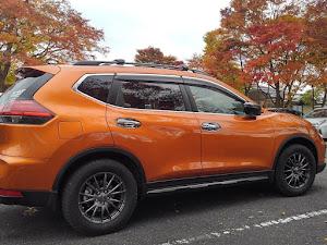エクストレイル NT32 2018  20Xi  4WD エクストリーマーXのカスタム事例画像 happywinさんの2018年11月09日09:03の投稿