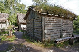 Photo: Vikingastaden Birka på Björkö. Adelsö socken, Ekerö kommun, Uppland. 20160830. Rekonstruktion av vikingastaden. © Sven Olsson (e-post: kosmografiska@gmail.com)