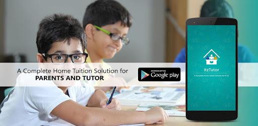 itzTutor app (apk) free download for Android/PC/Windows screenshot