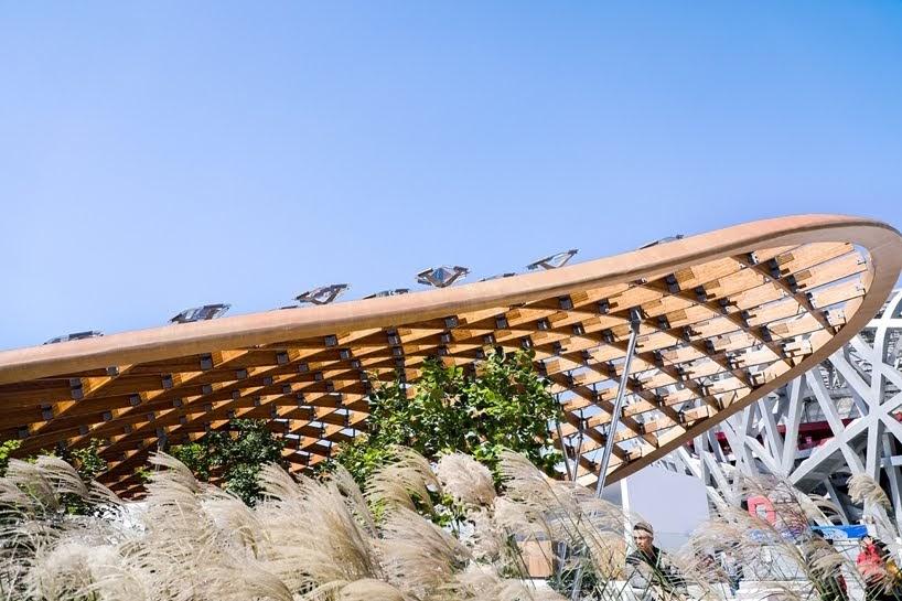Jardín vivo por MAD Architects