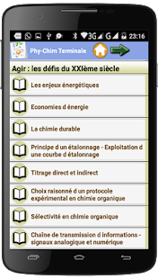 Physique Chimie Terminale - náhled