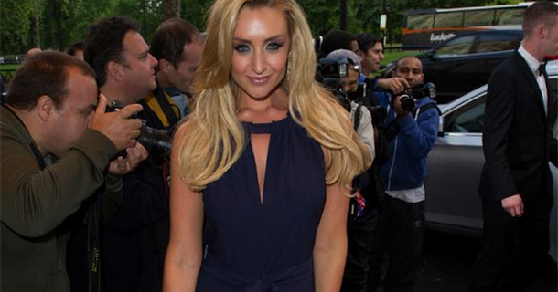 Catherine Tyldesley uses Vampire Facials