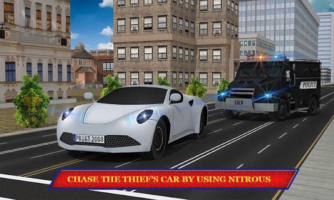 City Police Truck Simulator - screenshot