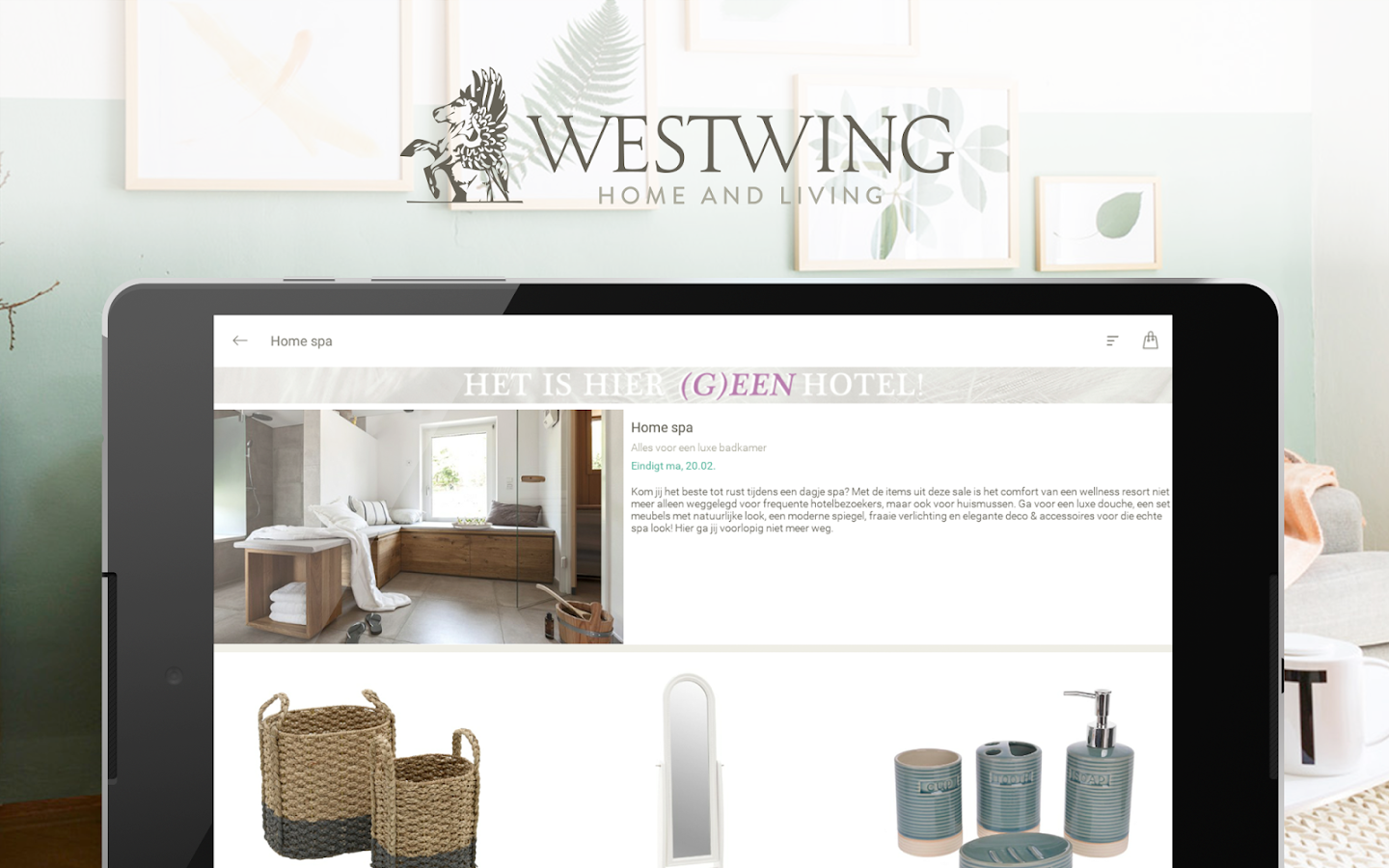 westwing style interieur android apps op google play. Black Bedroom Furniture Sets. Home Design Ideas