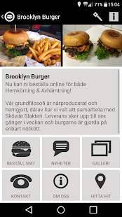 Brooklyn Burger- screenshot thumbnail