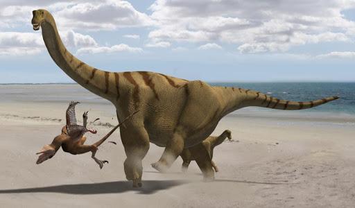 恐龙的视频