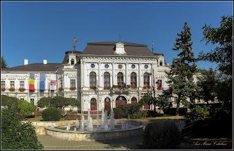 Photo: Turda - Piaţa 1 Decembrie 1918 - parc - 2019.09.21