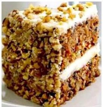 Absolutely The Best Carrot Cake Ever Recipe