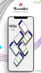 Football Stickers For WhAtsapp : WAStickerSApp Download For Android 7