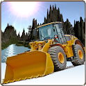 Construction Simulator 3D 2015 icon