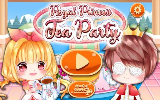 Royal Princess Tea Party Design and Decoration 1.1 screenshots 1