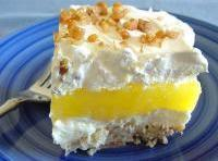 Lemon Lush Pie Recipe