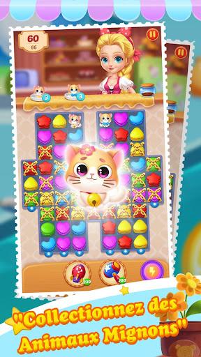 Télécharger Cake Jam Drop apk mod screenshots 4