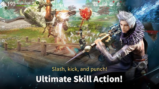 Blade&Soul Revolution Apk Download For Android and Iphone 1