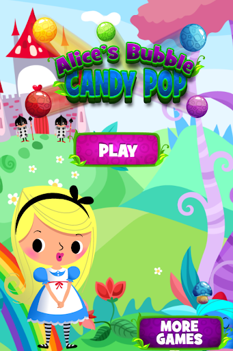 Alice in Bubble Candy Pop FREE