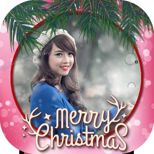 クリスマスフォトフレーム 攝影 App LOGO-硬是要APP