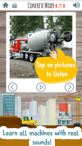 Kids Construction Game: Preschool  screenshots 13