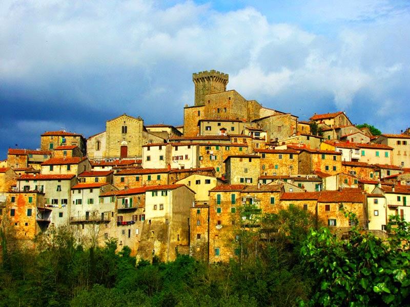 Виды Тосканы