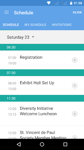 android CSMG Community Screenshot 3