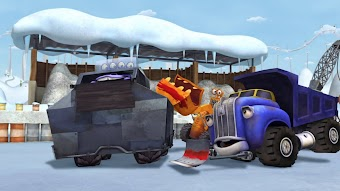 Ice Truckey / Smash Ball