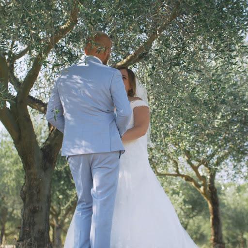 shooting couple dans les oliviers sainte victoire