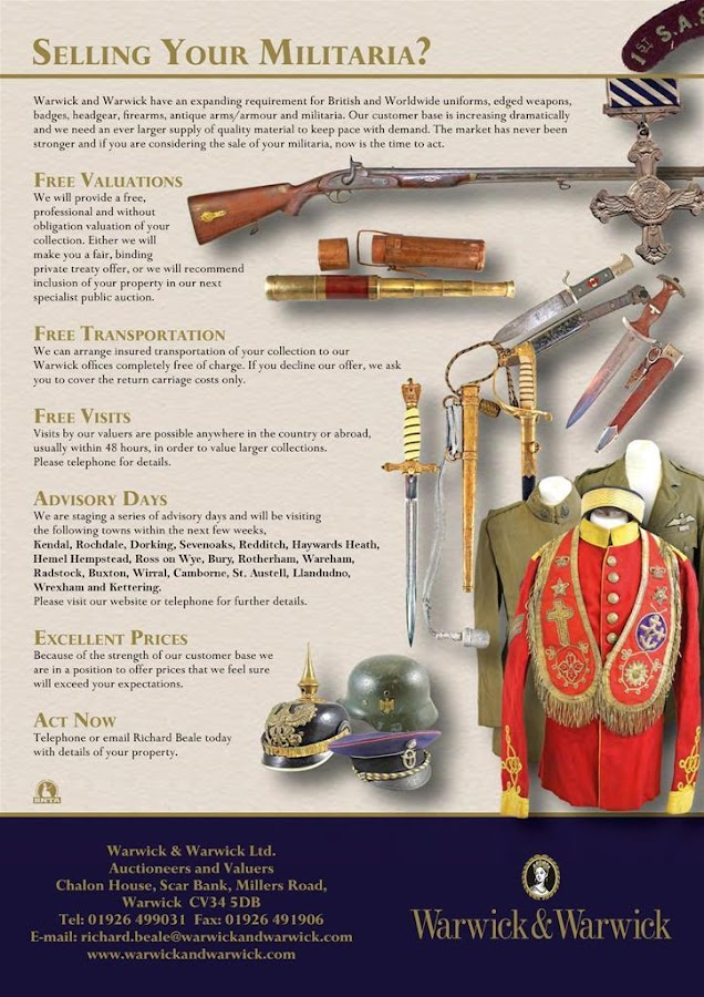 Classic Arms & Militaria- screenshot