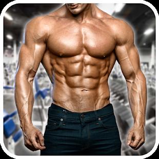 Gym Workout & Fitness : Gym bodybuilder Trainer - náhled