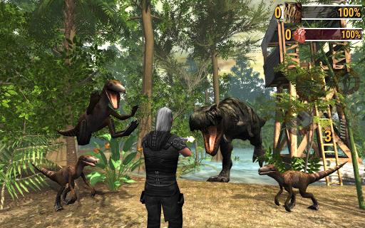 Dinosaur Assassin: Online Evolution screenshots 17
