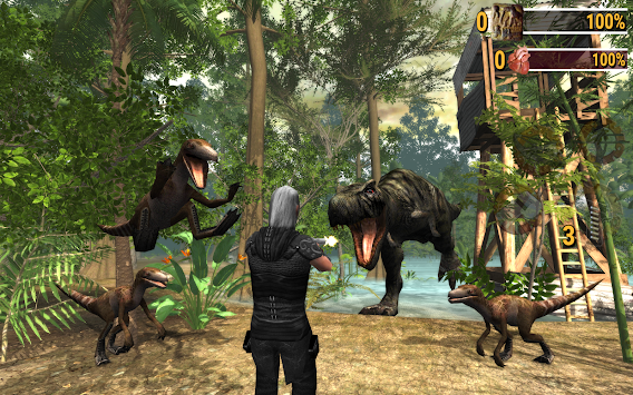 Dinosaur Assassin: Evolution apk screenshot