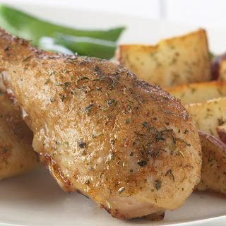 Onion Baked Chicken