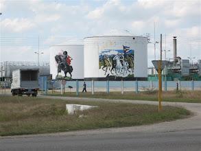 Photo: rafinerie Camagüey
