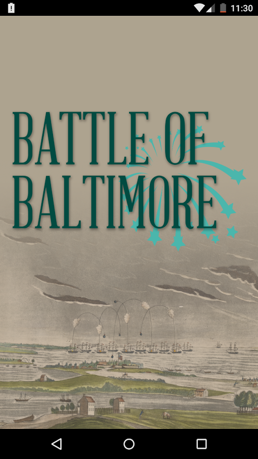 Battle of Baltimore- screenshot