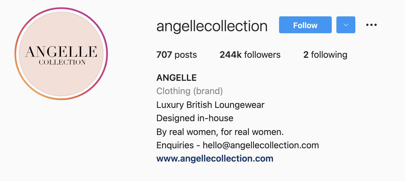 instagram bio hacks
