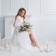 Wedding photographer Evgeniya Kalashnikova (fotografevgeniya). Photo of 12.04.2018