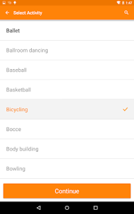 Burn It Off - Fitness Pal- screenshot thumbnail