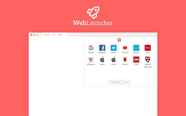WebLauncher