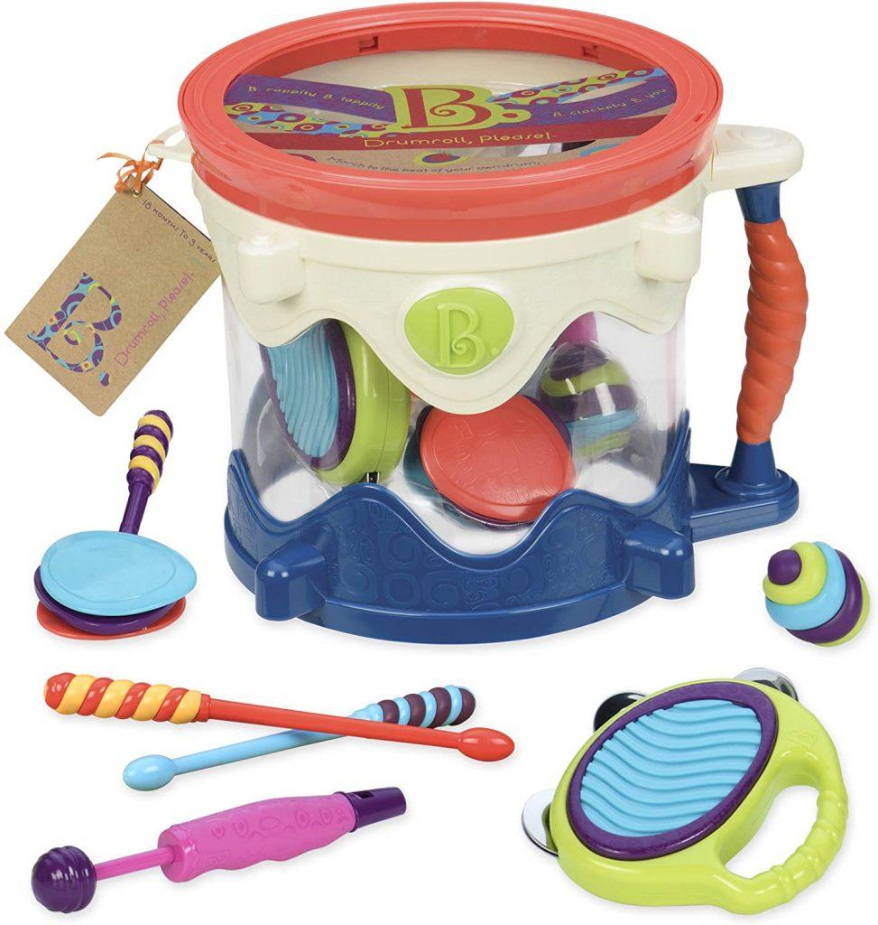 B Toys Drum Kit