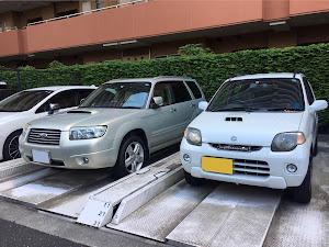 Kei HN21S S タイプ 4WD MTのカスタム事例画像 かばさんの2019年06月13日19:22の投稿