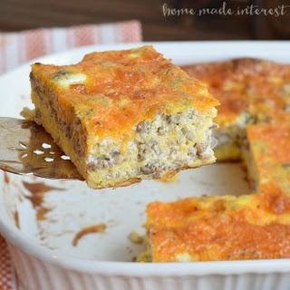 Sausage Egg Croissant Breakfast Casserole Recipes.