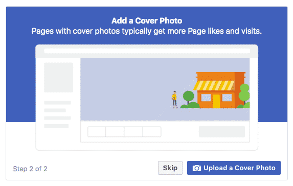 facebook business cover photo