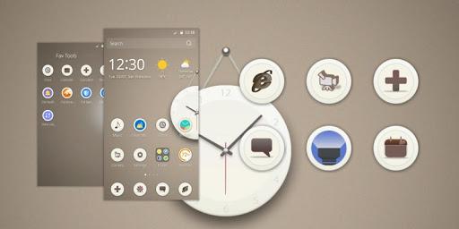 White Watch Theme