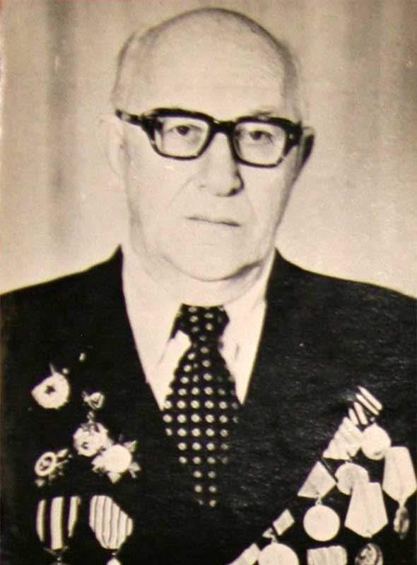 Гич Г.С. - боец батальона связи 35 осбр