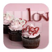 Cute Cupcakes Keyboard Theme
