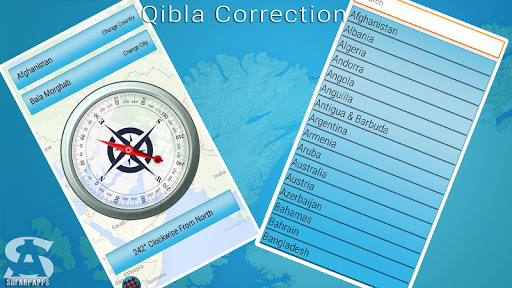 Qibla Correction
